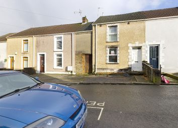 2 bed terraced house for sale in Vicarage Road, Morriston, Swansea SA6