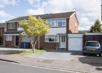 Thumbnail 3 bed semi-detached house for sale in Masefield Road, Banbury