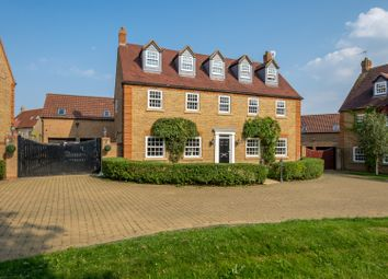 Thumbnail 5 bedroom detached house for sale in Whittington Chase, Kingsmead