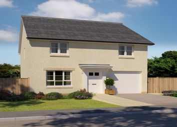 "Thumbnail 4 bedroom detached house for sale in ""Glenbuchat"" at Abbey Road, Elderslie, Johnstone"