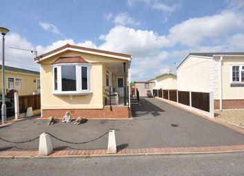Thumbnail 1 bed mobile/park home for sale in Ash Drive, Lamaleach Residential Park, Freckleton, Preston, Lancashire