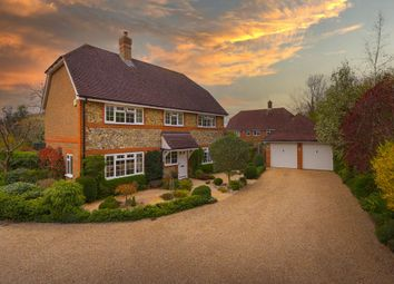 Thumbnail 5 bed detached house for sale in Kestrel Close, Epsom