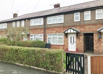 3 bed terraced house for sale in Oxenham Road, Warrington, Cheshire WA2