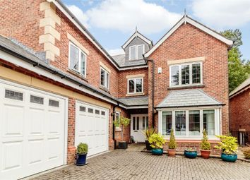 Thumbnail 5 bed detached house for sale in The Keep, Bolton, Lancashire
