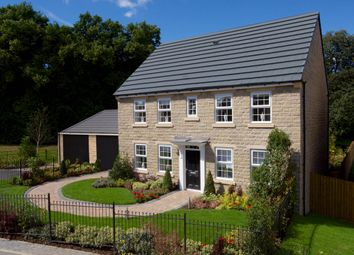 "Thumbnail 4 bed detached house for sale in ""Chelworth"" at New Road, Tankersley, Barnsley"