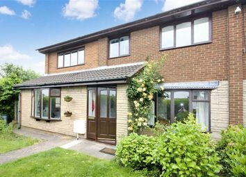 Thumbnail 4 bed semi-detached house for sale in Harlech Drive, Leyland