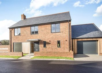 Thumbnail 4 bed detached house for sale in Broadridge Views, High Street, Sydling St. Nicholas, Dorchester