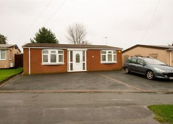 Thumbnail 2 bed detached bungalow for sale in Wood Lane, Bushbury, Wolverhampton, West Midlands