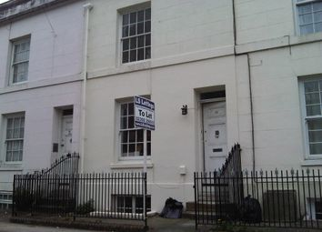 Thumbnail 3 bed terraced house to rent in Brougham Road, Portsmouth
