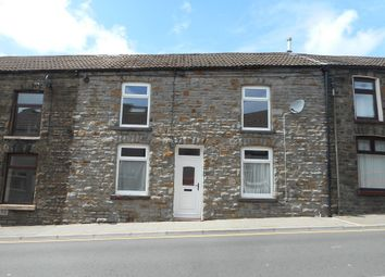 Thumbnail 3 bedroom terraced house to rent in East Road, Ferndale
