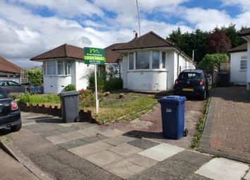 Derwent Avenue, East Barnet EN4. 2 bed semi-detached bungalow