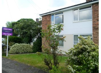Thumbnail 2 bed flat for sale in Kelvedon Close, Chelmsford