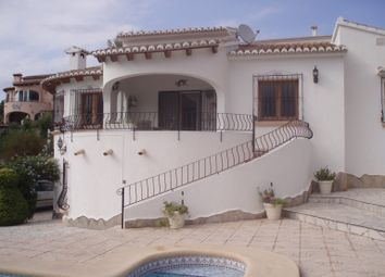 Thumbnail 4 bed detached house for sale in 03792 Murla, Alicante, Spain