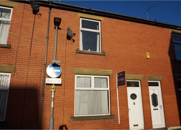 Thumbnail 3 bedroom terraced house for sale in Francis Street, Blackburn