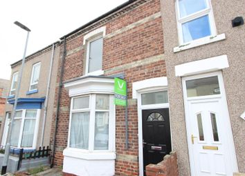 Thumbnail 3 bed terraced house to rent in Derby Street, Darlington