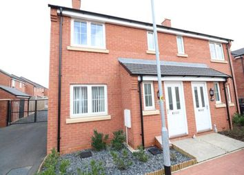 Thumbnail 3 bed semi-detached house to rent in Tweed Crescent, Rushden