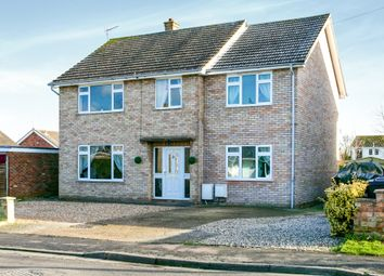 4 bed detached house for sale in Norwood Road, Somersham, Huntingdon PE28