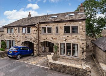 Thumbnail 4 bed semi-detached house for sale in Bank Walk, Baildon, Shipley, West Yorkshire