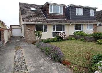 Thumbnail 4 bed semi-detached bungalow for sale in Long Acre Drive, Nottage, Porthcawl