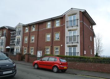 Thumbnail 2 bed flat for sale in Quarry Avenue, Hartshill, Stoke-On-Trent