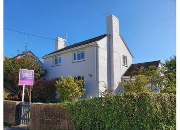 Thumbnail 3 bed detached house for sale in Ashburnham Road, Pembrey