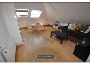 Thumbnail 2 bed flat to rent in Sunningfields Road, London