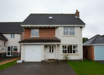 Thumbnail 6 bed detached house for sale in Wentford Court, Haverhill
