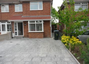 Thumbnail 3 bed terraced house to rent in Berkswell Road, Longford