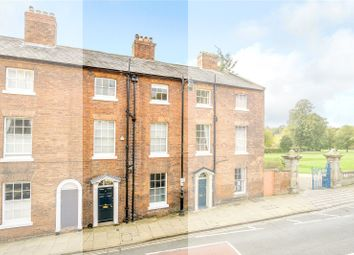 Thumbnail 4 bed terraced house for sale in St. Chads Terrace, Shrewsbury