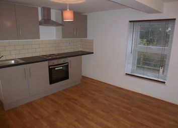 Thumbnail 2 bed flat to rent in Wisbech Road, Outwell, Wisbech