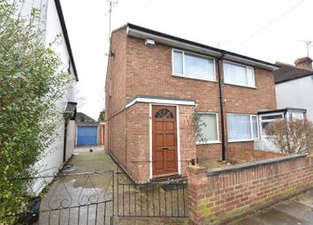 Thumbnail 2 bed semi-detached house for sale in Dordans Road, Leagrave, Luton
