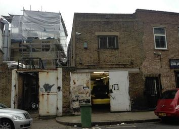 Thumbnail Land for sale in Bombay Street, London