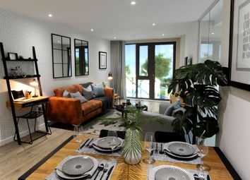 Thumbnail 1 bed flat for sale in 2 Purley Way, Croydon