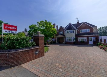 Thumbnail 6 bed detached house for sale in Broadway, Walsall