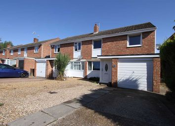 Thumbnail 3 bed semi-detached house for sale in Jermyns Close, Capel St. Mary, Ipswich
