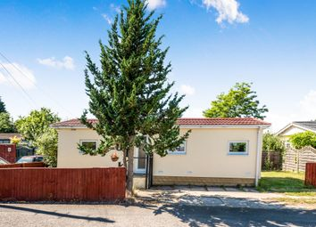 Thumbnail 1 bed mobile/park home for sale in St Marys Court, Weald, Bampton