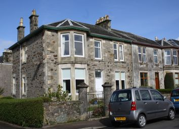 Thumbnail 3 bed flat for sale in 19 Wyndham Road, Ardbeg, Isle Of Bute