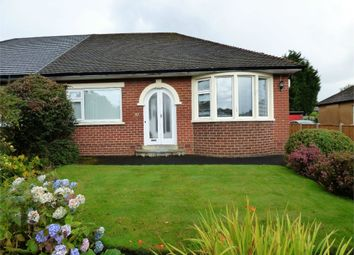 Thumbnail 3 bed semi-detached bungalow for sale in Grasmere Avenue, Blackburn, Lancashire