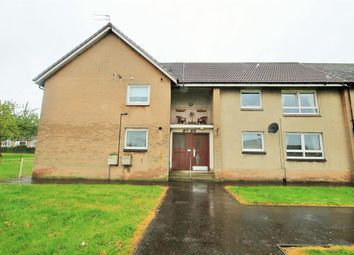 Thumbnail 2 bed flat for sale in Rockburn Crescent, Bellshill