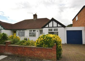 Thumbnail 3 bed semi-detached bungalow for sale in Lyndhurst Ave, Twickenham