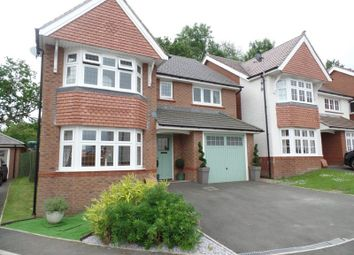 Thumbnail 4 bed detached house for sale in Parc Cwm Pant Bach, Heolgerrig, Merthyr Tydfil