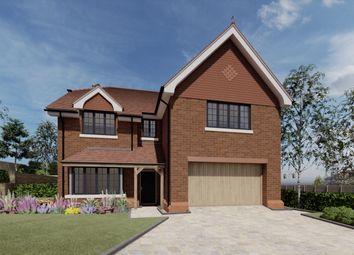 Weston Road, Upton Grey, Basingstoke, Hampshire RG25. Detached house