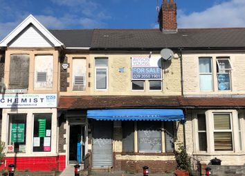 Thumbnail Retail premises for sale in 9 South Park Road, Cardiff, Cardiff