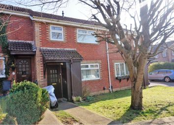 Thumbnail 3 bed terraced house for sale in Hornchurch Close, Llandaff