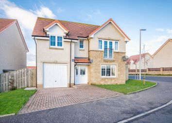 Thumbnail 4 bed detached house for sale in Shin Way, Dunfermline