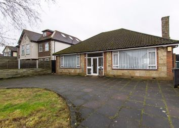 Thumbnail 3 bed detached bungalow to rent in Manor Road, Chigwell
