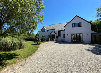 Thumbnail 5 bed detached house for sale in Bush, Bude