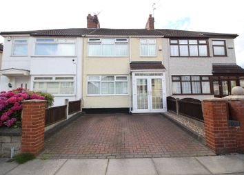 Thumbnail 3 bed terraced house for sale in Wyndham Avenue, Liverpool, Merseyside