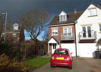 Thumbnail 3 bed end terrace house for sale in Helvellyn Rise, Carlisle, Cumbria