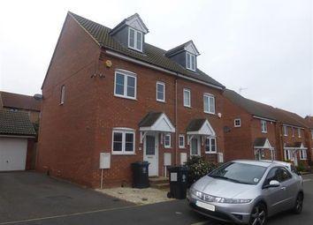 Thumbnail 3 bedroom property to rent in Dairy Way, Irthlingborough, Wellingborough